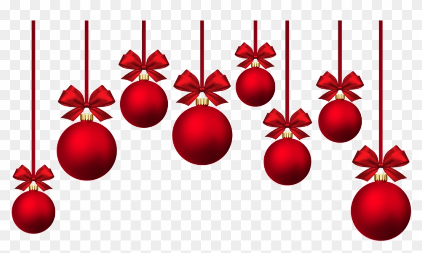 Christmas baubles bows holidays the background immagini for Clipart natale free download