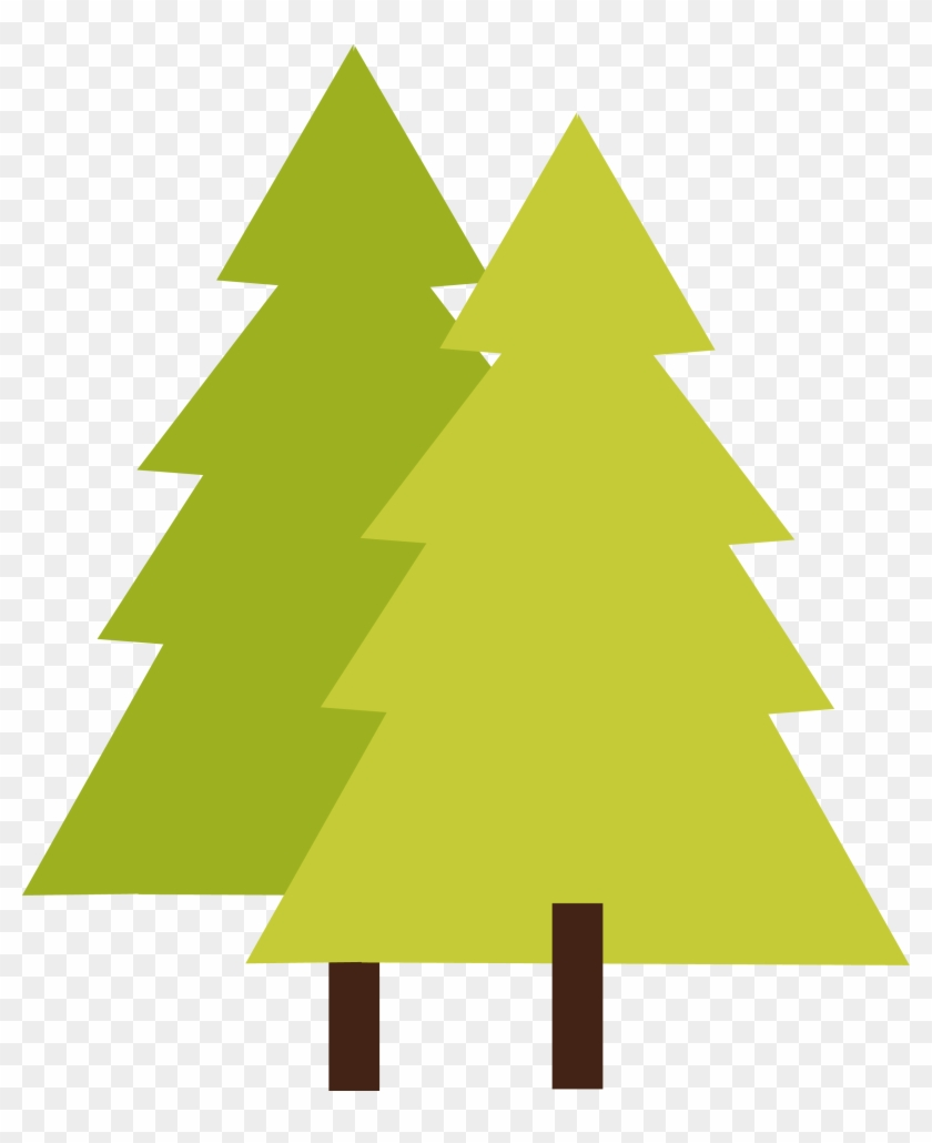 Tree Clipart Png Image 03 - Pine Tree Png Clipart #3921