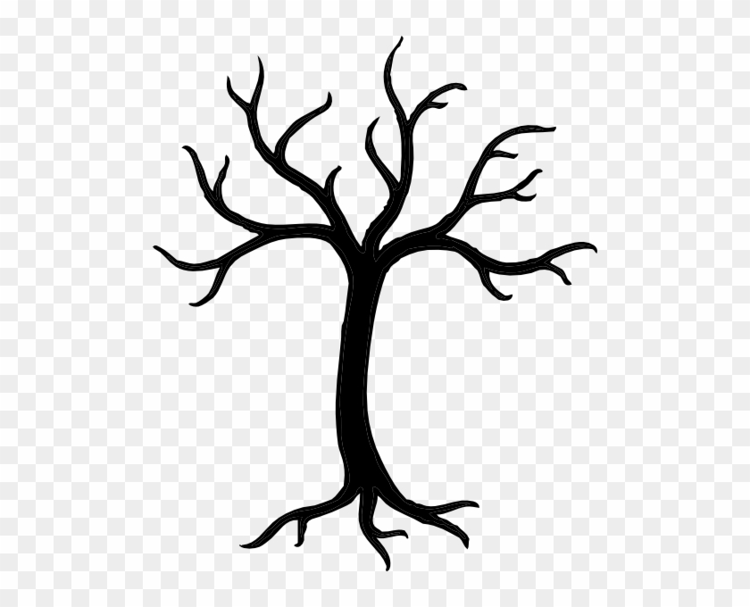 Bare Tree Clip Art #3884