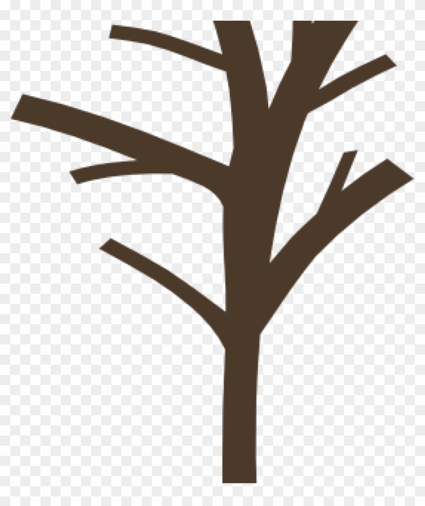 Bare Tree Clipart Bare Tree Clip Art At Clker Vector - Clip Art #3918