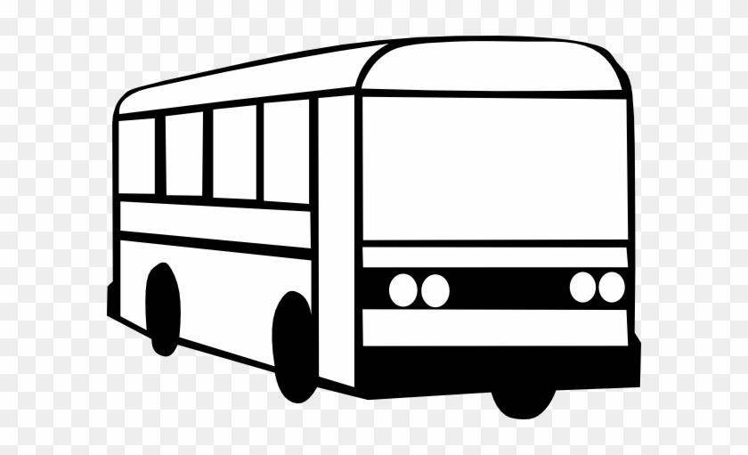 School Bus Clip Art - Bus Stop Icon #3899