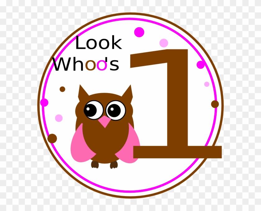 Owl Birthday Clip Art At Clker - Clip Art #3953