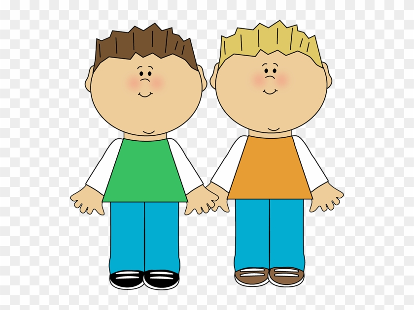 Brothers Clip Art Image - Brothers Clipart #4000