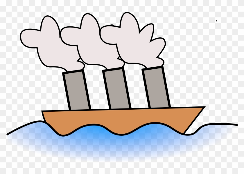 Steamboat Free Content Clip Art - Steamboat Free Content Clip Art #3985