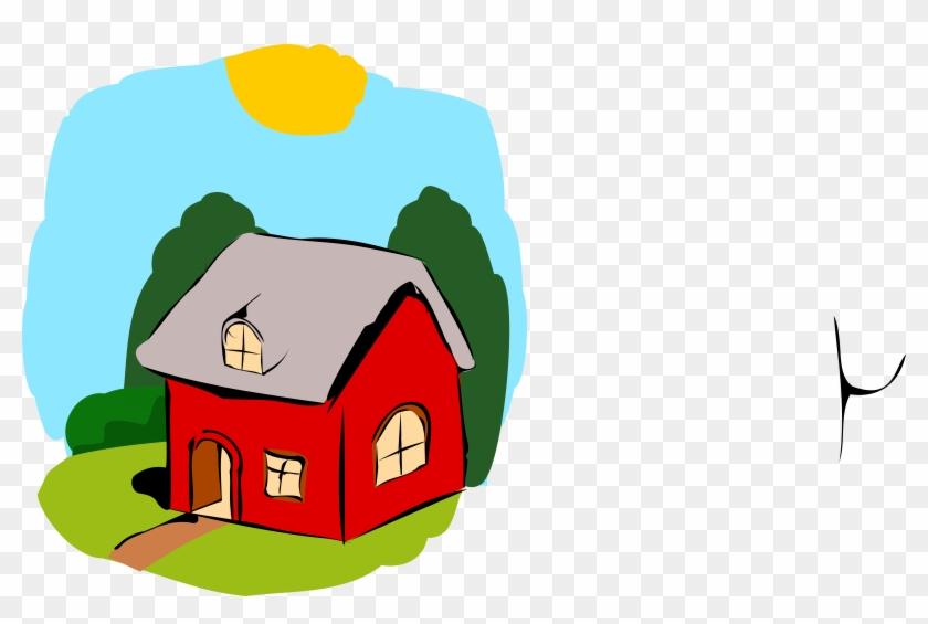 Fairy Tale House - Fairytale House Clipart #4119