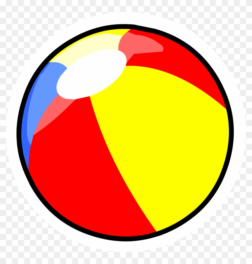 Beach Ball Photos Clipart - Animated Beach Ball Png #4115