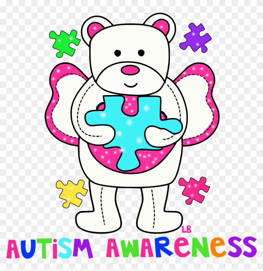 April Clip Art Gclipart - World Autism Awareness Day #4159