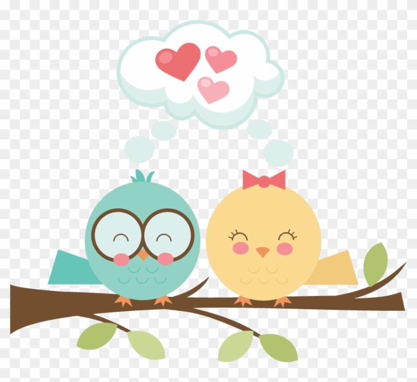 Bird Love Svg Cut Files Valentines Day Svg Cut Files - Miss Kate Cuttables Free #4189