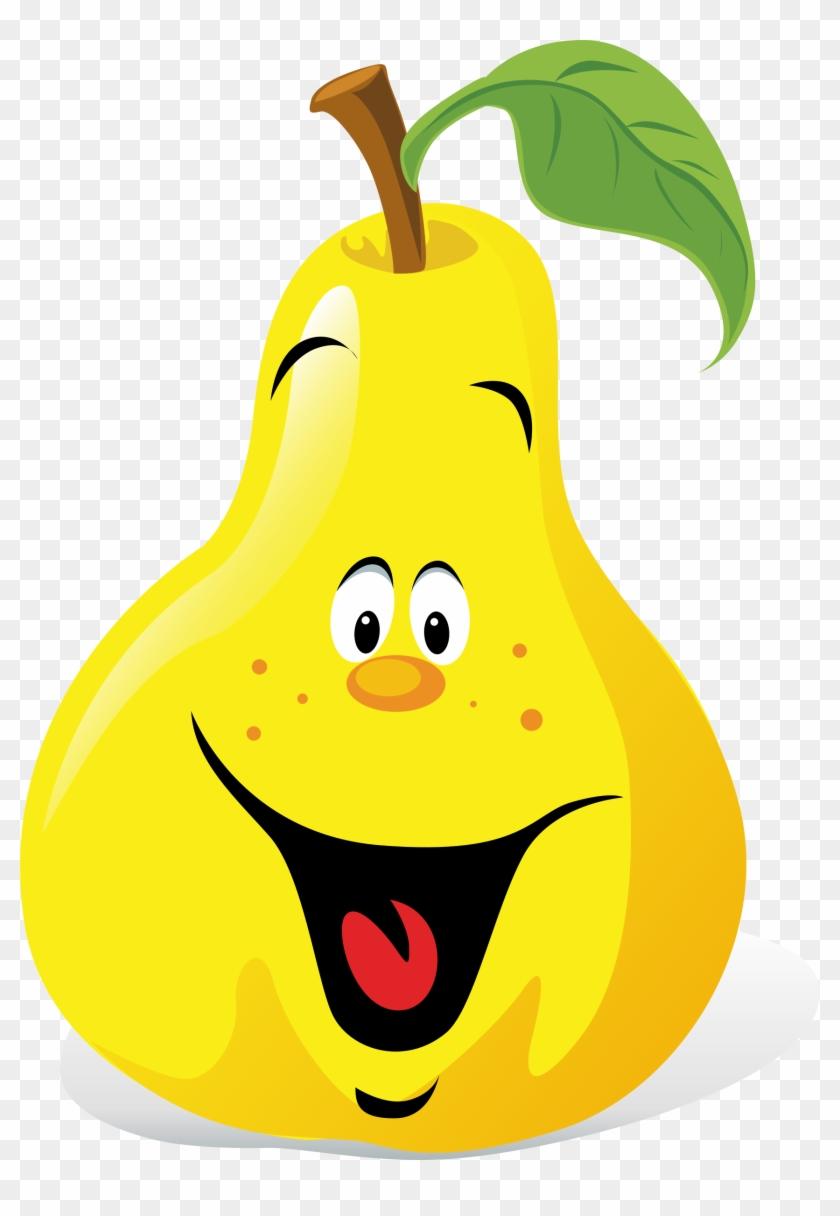Pear Clipart #4219