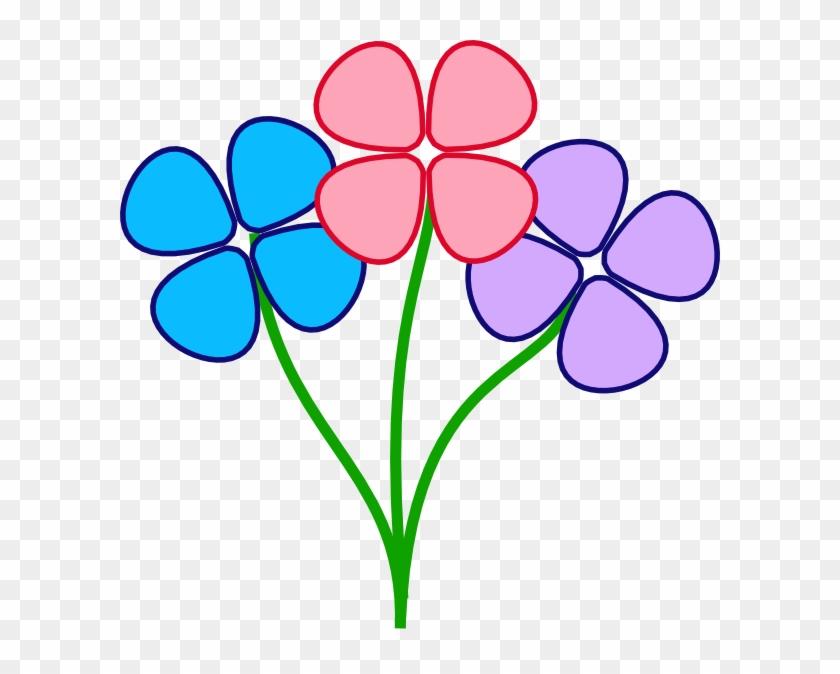Flower Clip Art - Flower Clip Art #4276