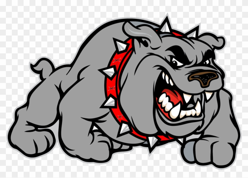 Bulldog Logo Png - David W Butler High School Logo #4262