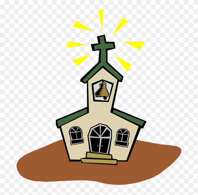 Church Family Clipart - Church Clipart Png #4267
