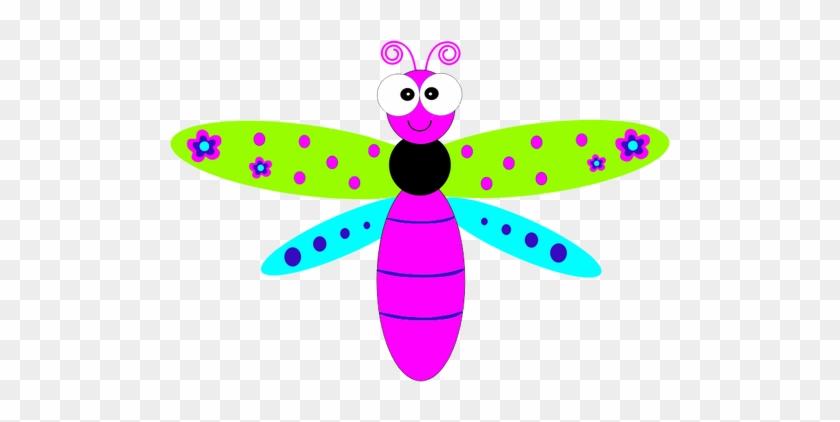 Anthropomorphic Cartoon Comic Dragonfly Fr - Cartoon Dragonfly #4247