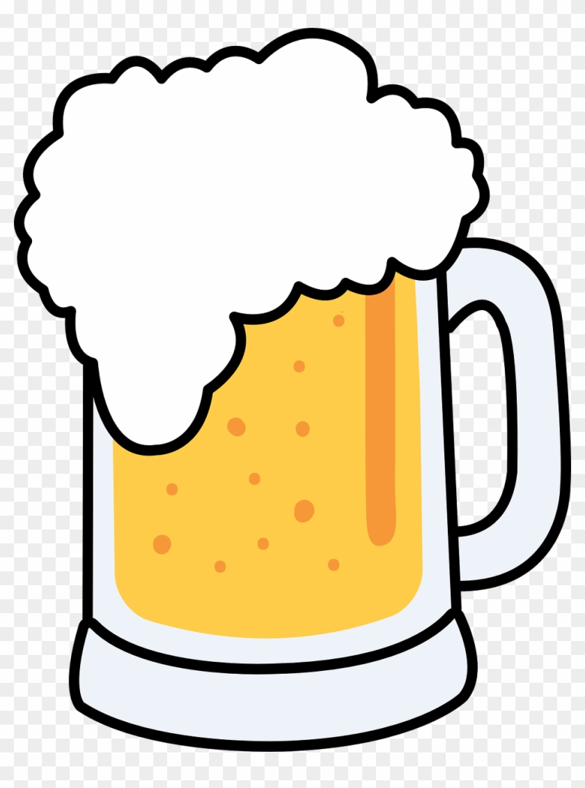 Free To Use Amp Public Domain Beer Clip Art - Beer Clipart #4307