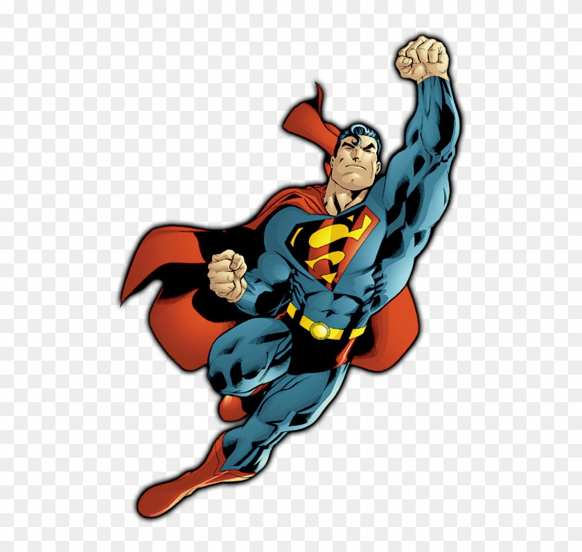 Superman Clipart Transparent Png - Superman 2001 #4291