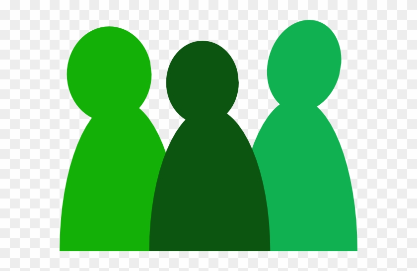 Three People Clipart #4359