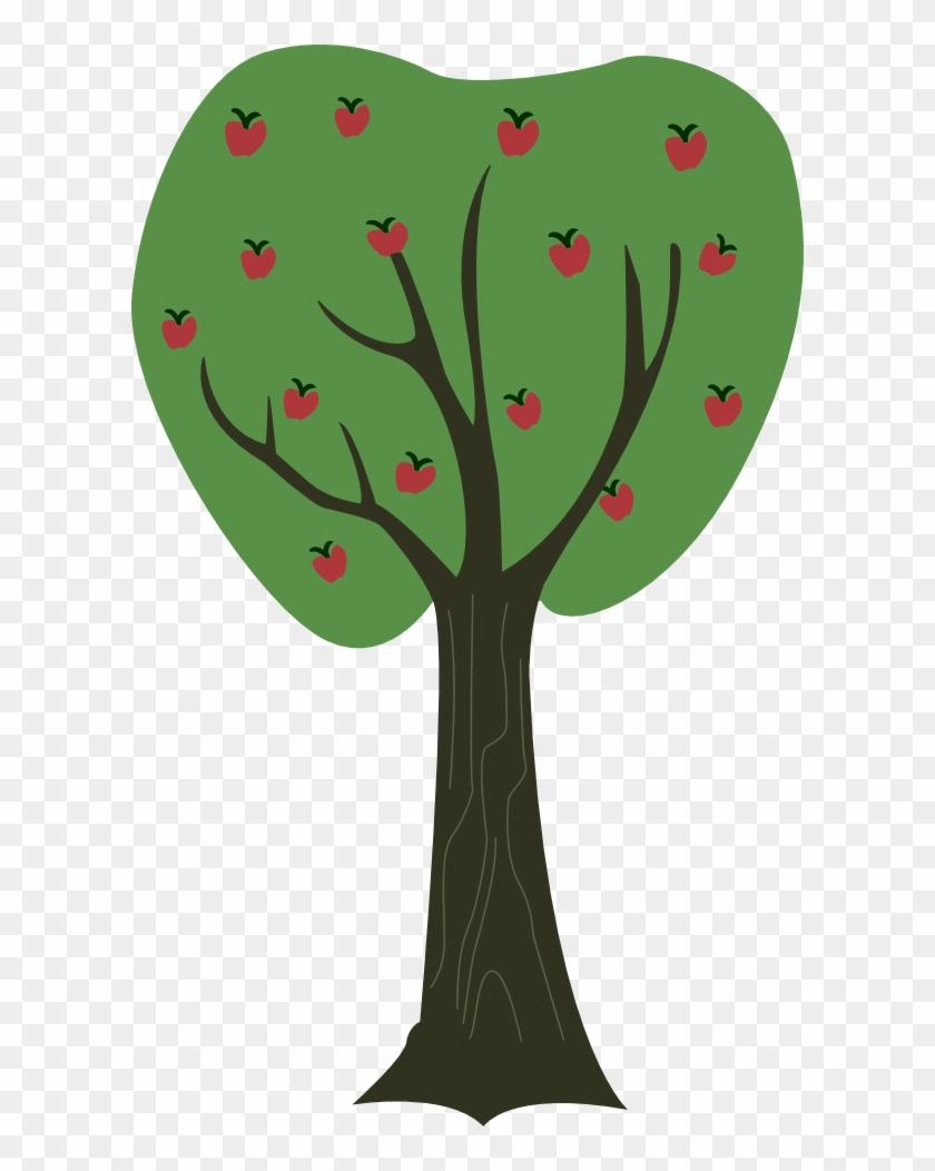 Apple Tree By A01421 - Art #4362