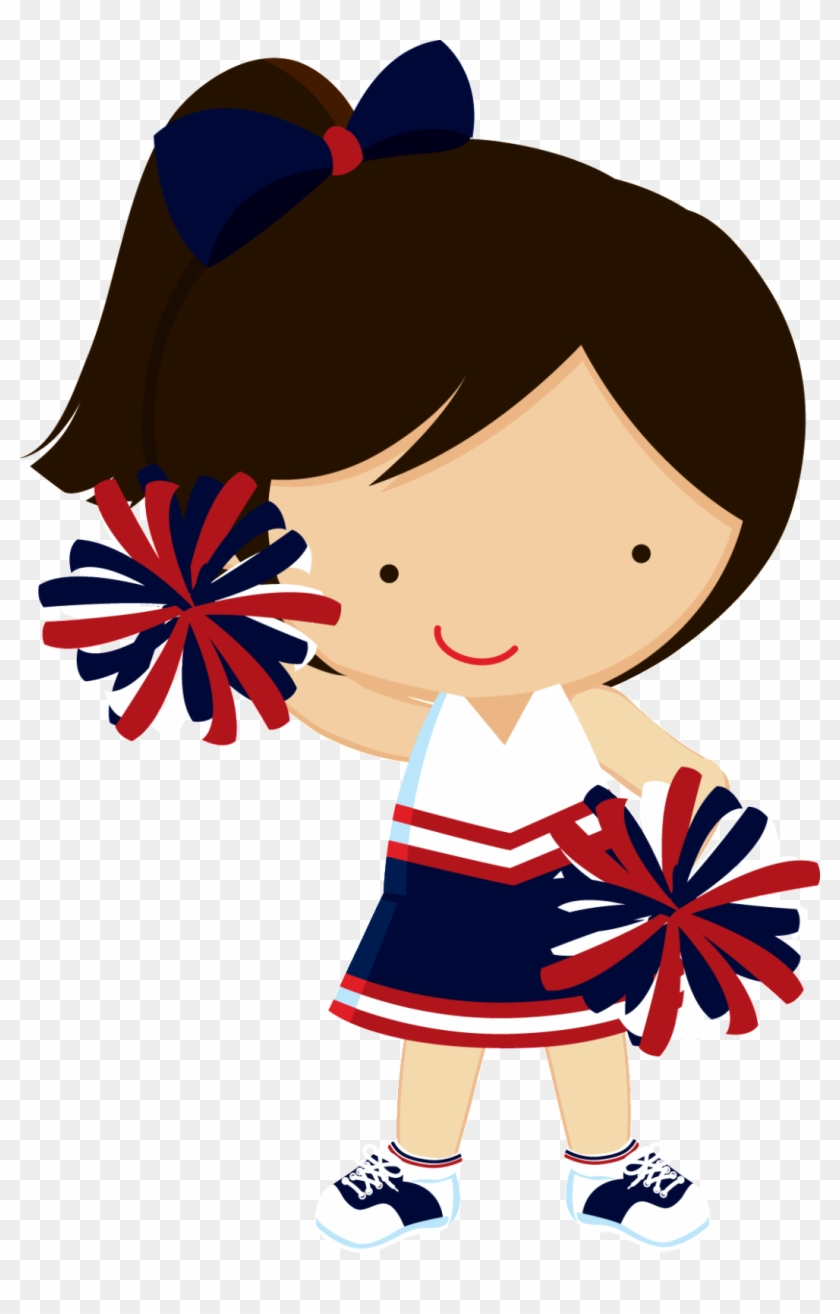 Minus - Baby Cheerleader Clipart #4392
