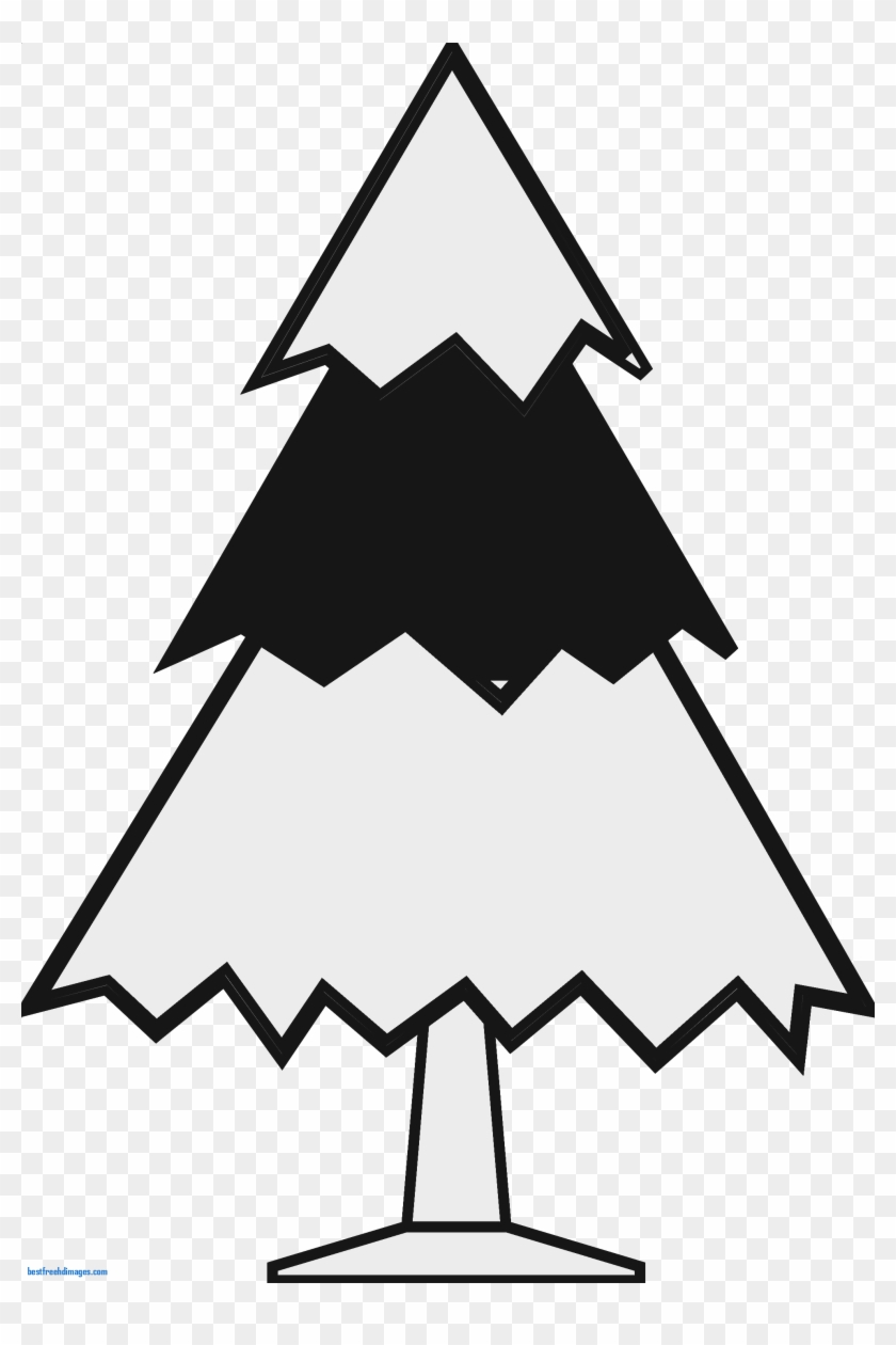 Spectacular Boy Dog Christmas Tree Clip Art Black And - Tree Line Drawing Clip Art #4418