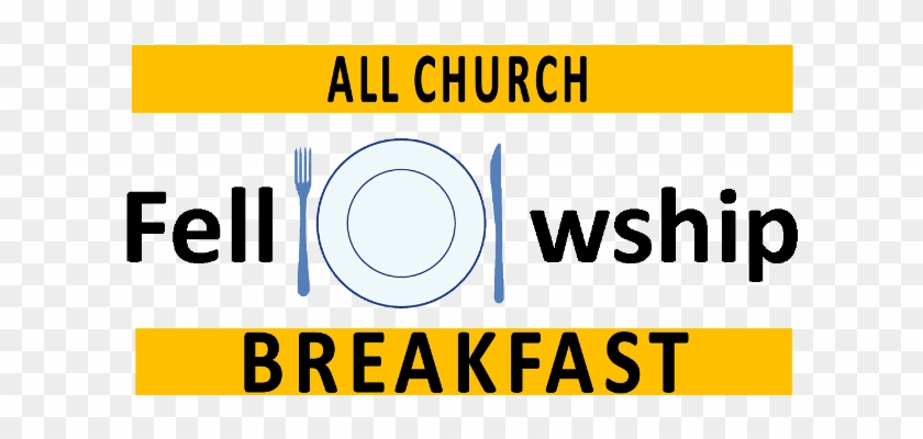 Church Breakfast Clipart - All Church Fellowship Breakfast #4414