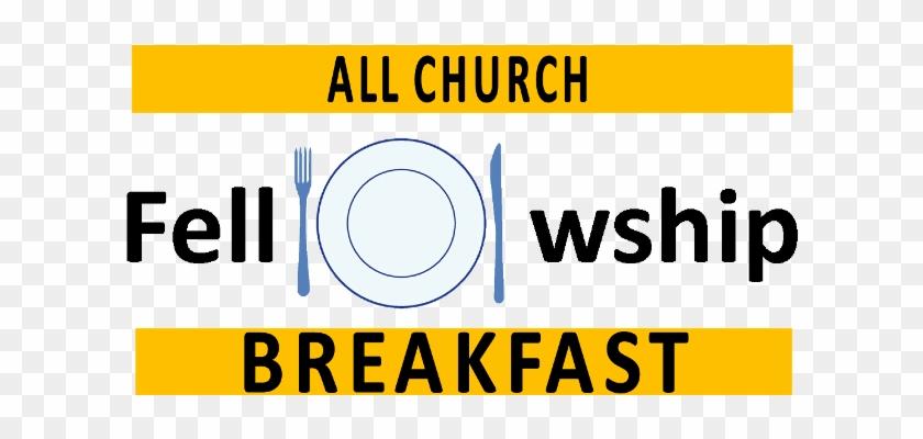 Church Breakfast Clipart - All Church Fellowship Breakfast #4414