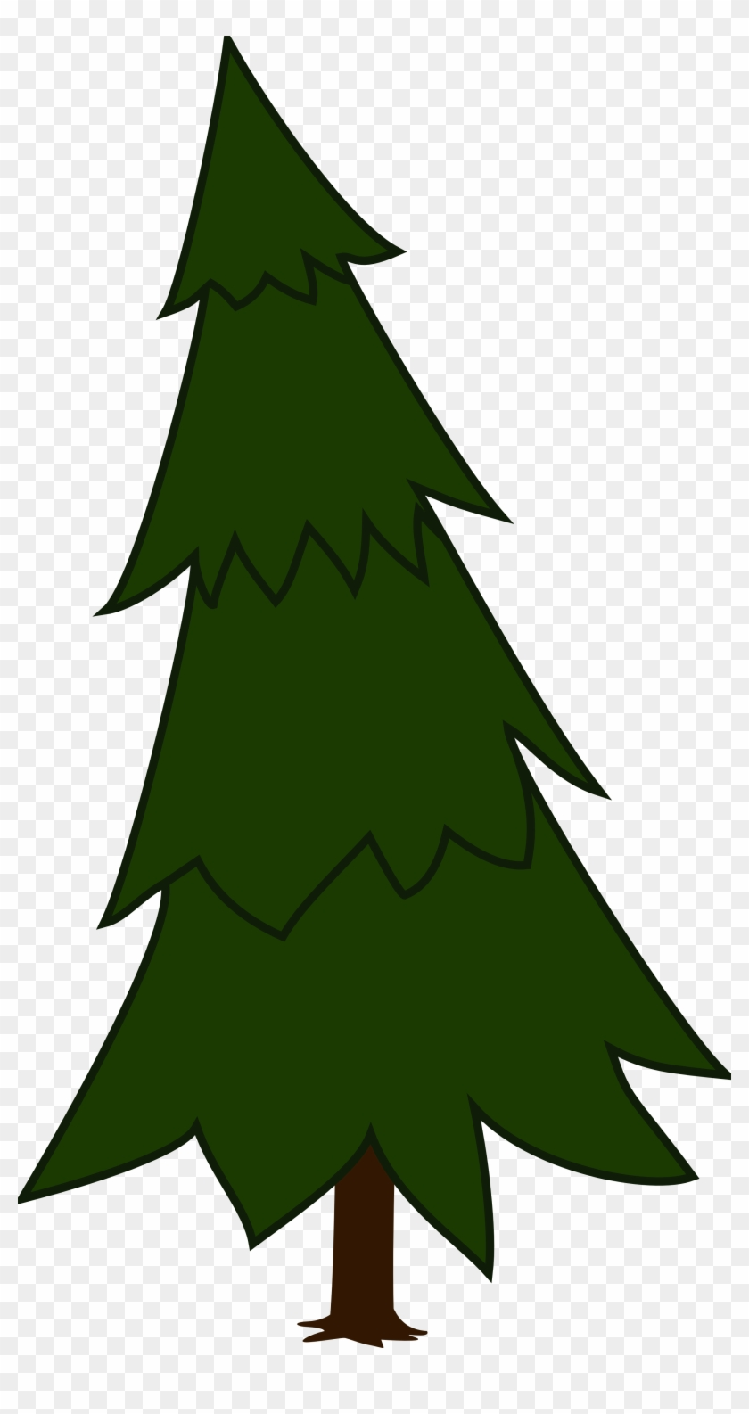 Pine Tree Svg Clipart - Pine Tree Svg Clipart #449