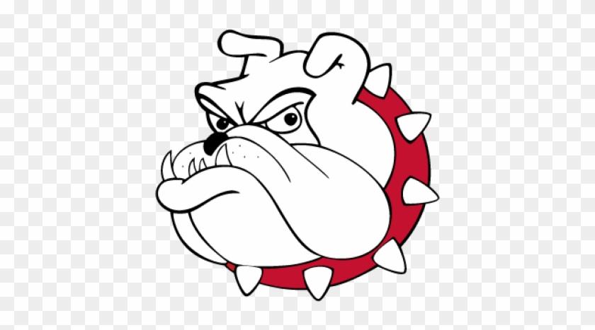 Bulldog Clip Art Free Vector Graphics - Free Bulldog Mascot Clipart #4409