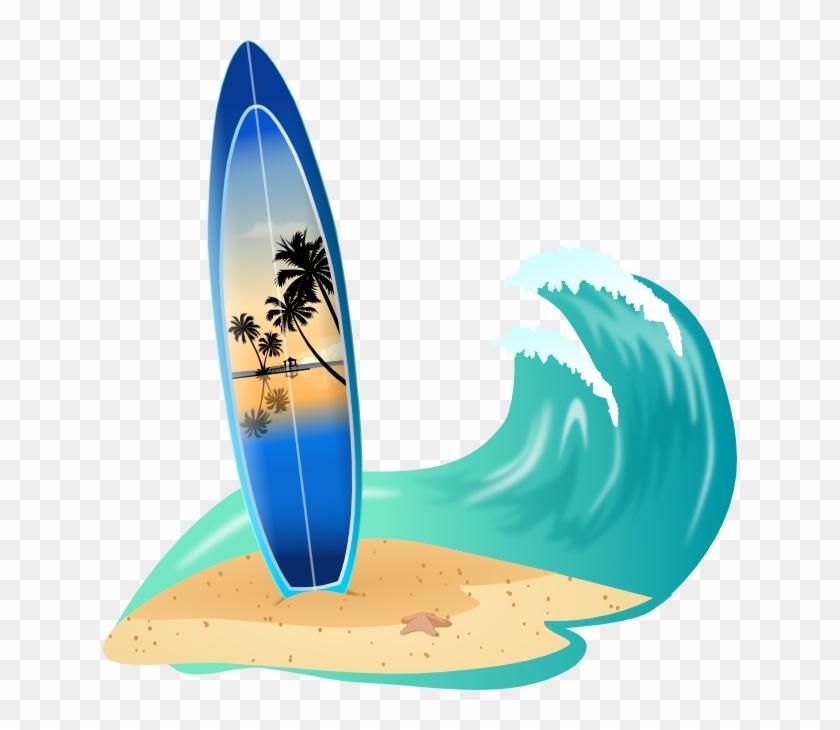 Cartoon Surfboard Clipart Free Clip Art Images - Cartoon Surfboard Clipart Free Clip Art Images #4502