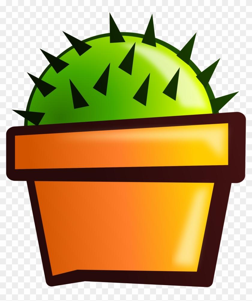 Cactus Clip Art #4509