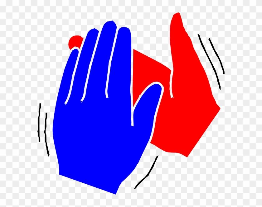 Prayer Clipart Art Graphic Image Sharefaith - Clapping Hands Clip Art #4454