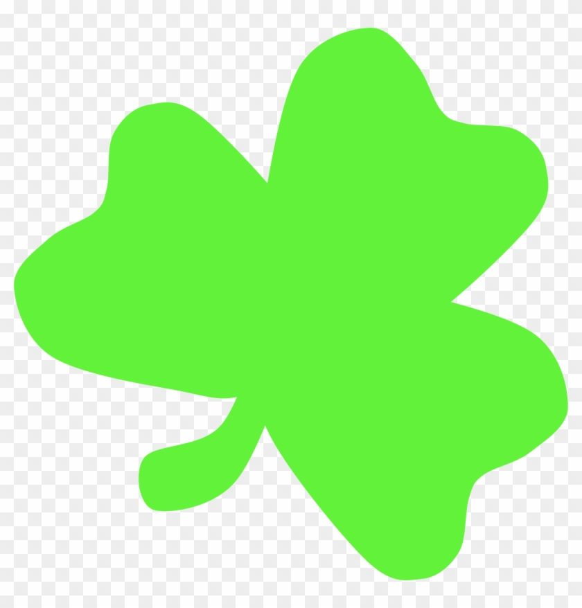 Green Shamrock - Green Shamrock #4613