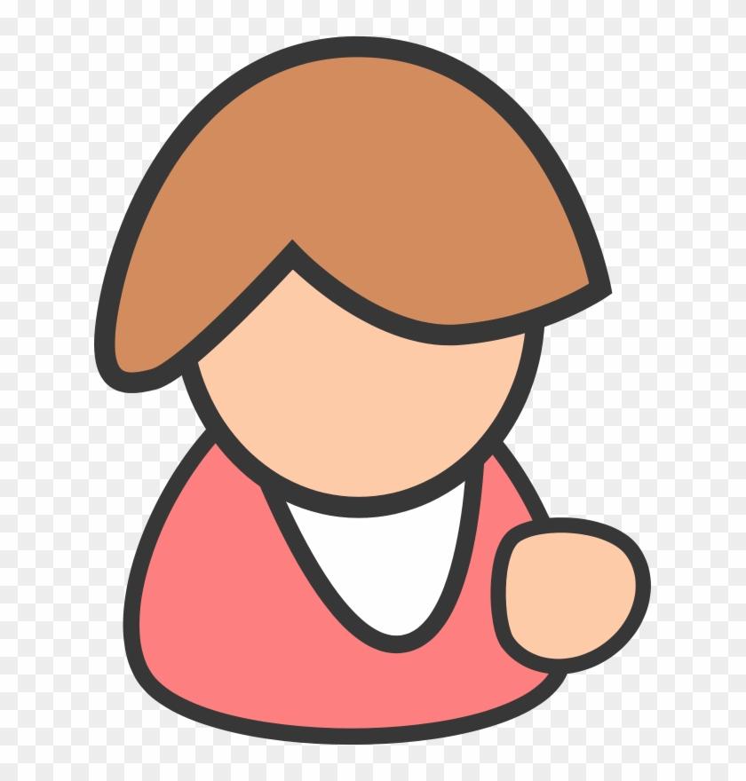 Business Woman Clip Art At Clker - Business Woman Clip Art At Clker #469