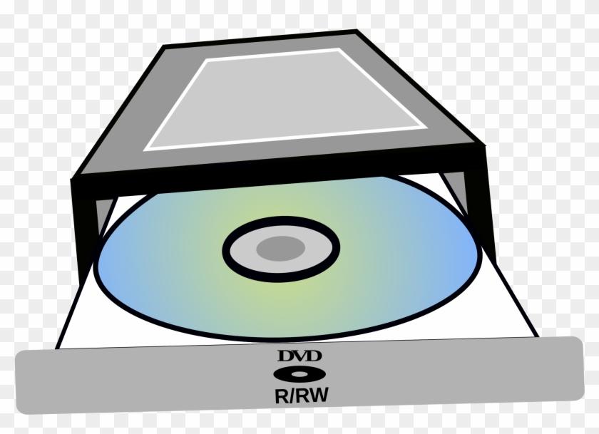 Dvd Clip Art - Dvd Clipart #4548