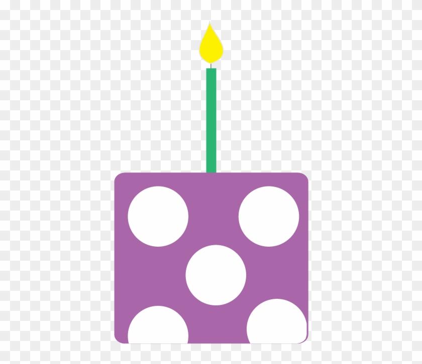 Milestone - Clipart - Birthday Cake #4545