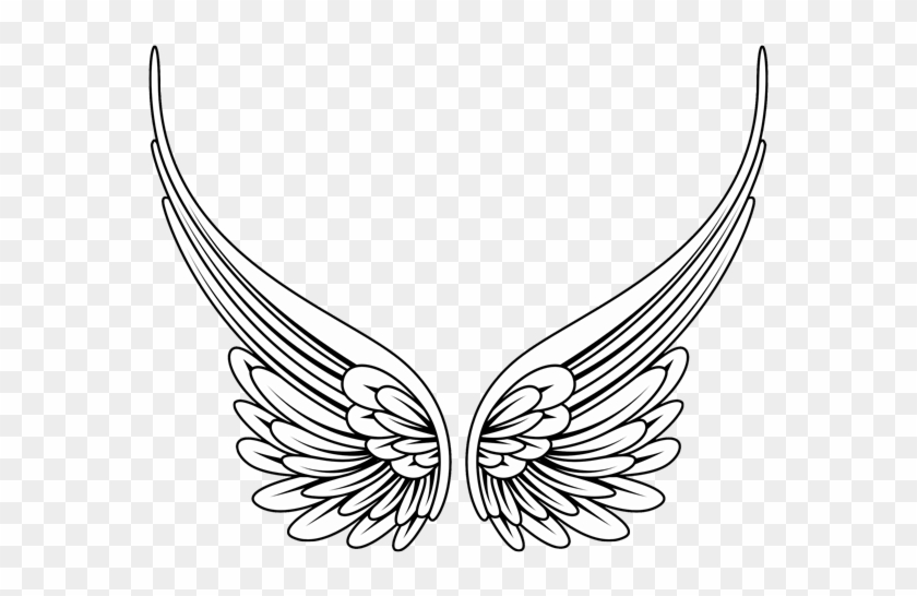 Image Of Angel Wing Clipart 1 Free Clipart Angel Wings - Free Clipart Angel Wings #4580