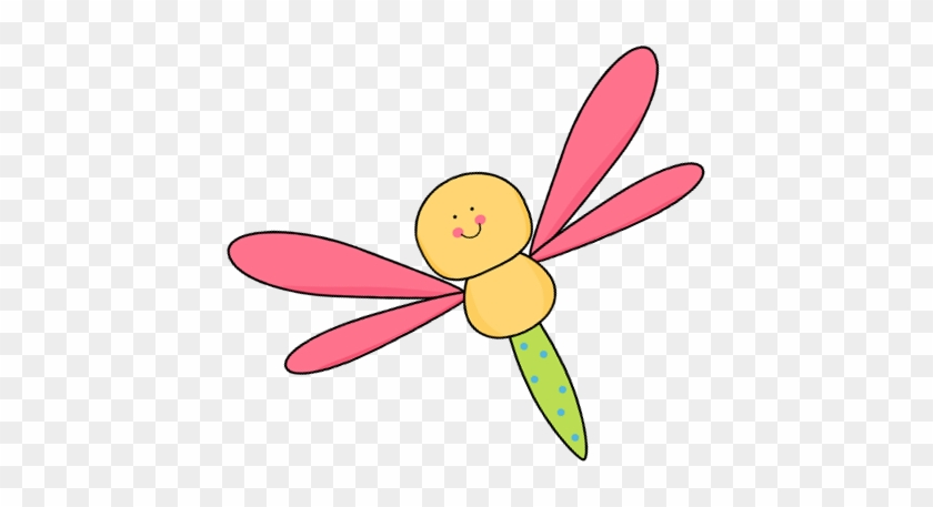 Cute Dragonfly Cliparts - Cute Dragon Fly #4618