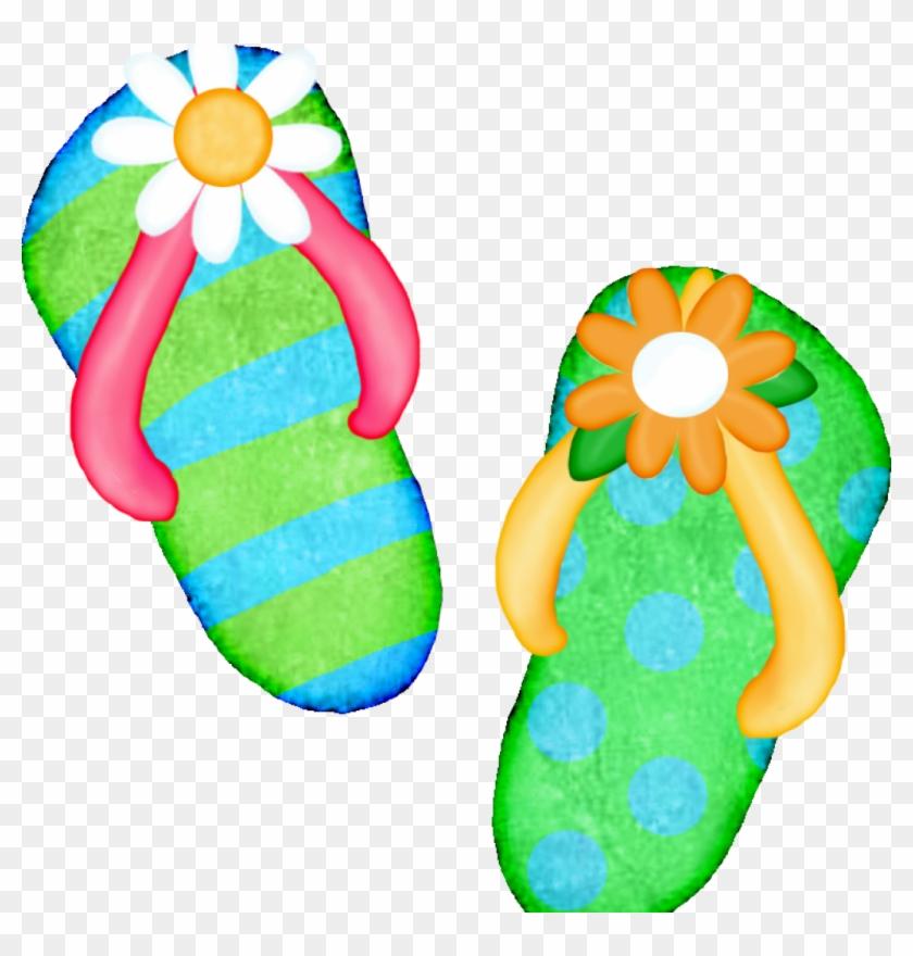 Summer Clip Art Free Freeclip Art Flip Flop 26 Flip - Summer Images Clip Art #4803