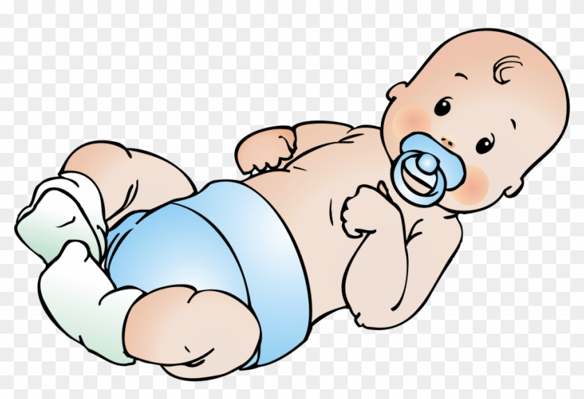 Clip Art Baby - Baby Clip Art Transparent #4821