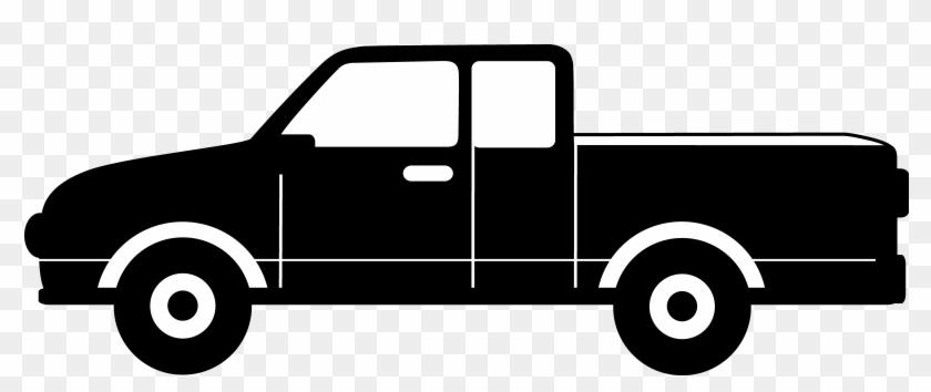 Clipart Info - Pick Up Truck Clip Art #4789