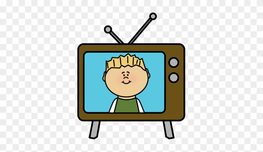 Free Tv Clipart Collection - Watch Tv Clipart Png #4877