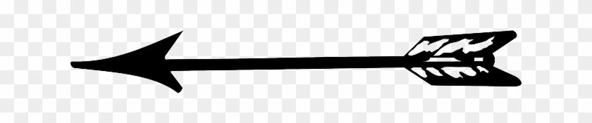Digital Arrow Clip Art,arrow Clipart,navaho - Archery Arrow Clip Art #4778