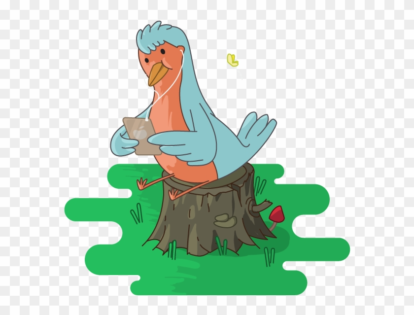 Kids On Tree Clipart Png - Cartoon #4879