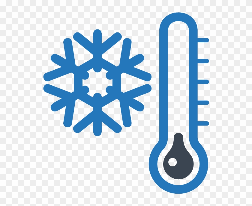 Winter Shelter Status - Thermometer Clip Art Cold #4876