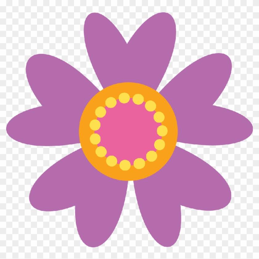 Jardim - Minus - Flowers Clipart #4940