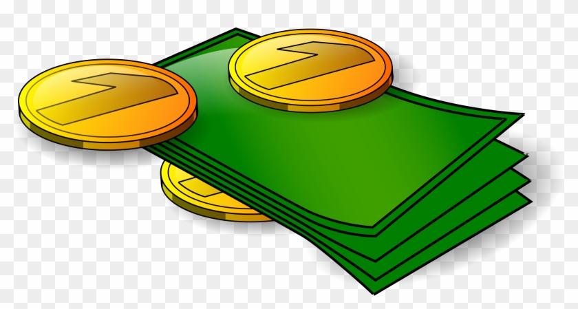 Money Clip Art Free Clipart Images - Transparent Background Money Clipart #4923