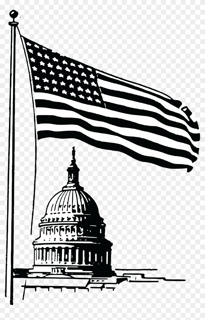 Free Clipart Images - Capital Building Free Clip Art #4938