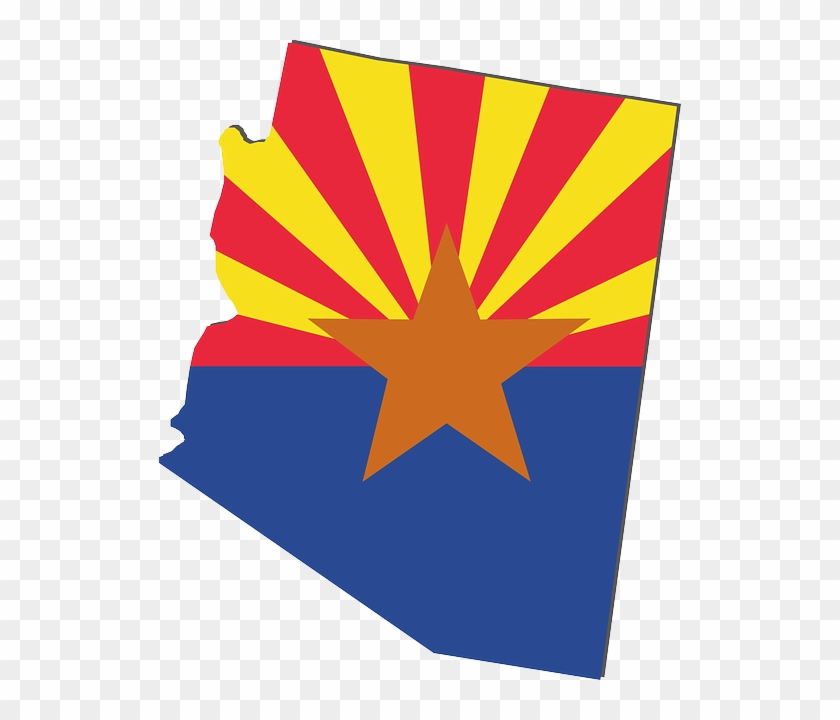 Arizona Clipart - Arizona Clipart #4971