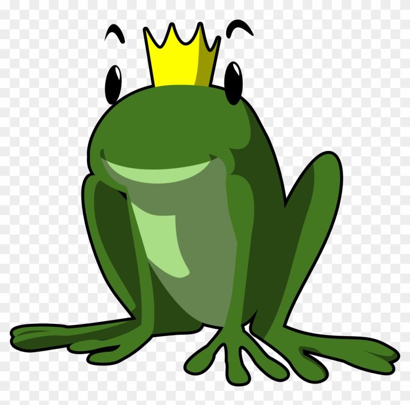 Snow Frog Cliparts - Rana De La Bella Durmiente #4969