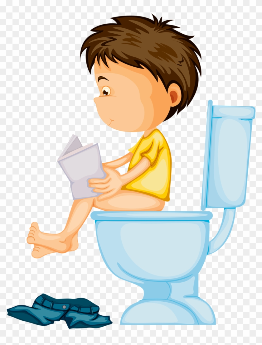 Potty Clipart People Album - Go Potty Clipart #4999