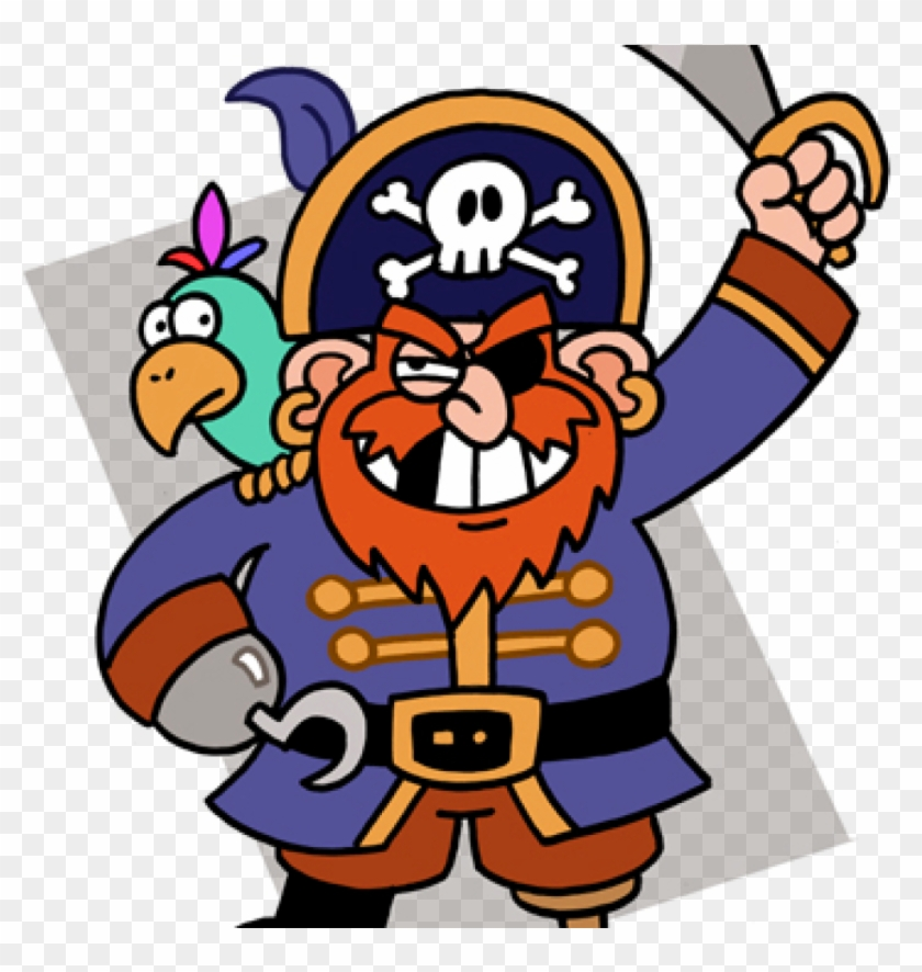 Pirate Clipart Free Pirate Clip Art Free Clipart Panda - Cartoon Pirate #5031
